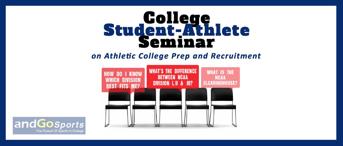 andGO Sports hosts First College Student-Athlete Seminar