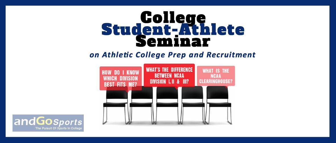 andGO Sports hosts First College Student-Athlete Seminar