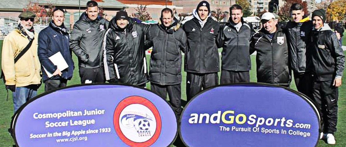 andGO Sports connects with Cosmopolitan Junior Soccer League for College Combine