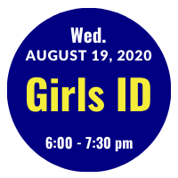 AGS College Identification Session Icons Girls August 19, 2020