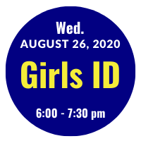 AGS College Identification Session Icons Girls August 26, 2020