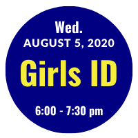 AGS College Identification Session Icons Girls August 5, 2020